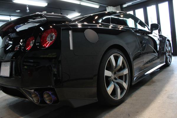 日産 GT-R ホイール