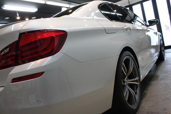BMW M5 テール