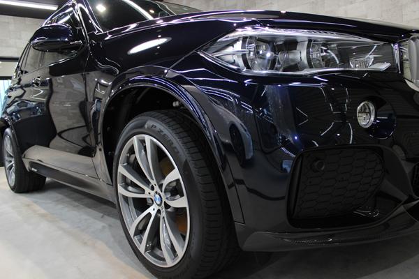BMW X5 カーボンブラック ホイール