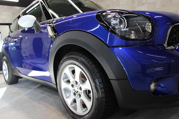 BMW ミニ クーパーS ペースマン ヘッドライト