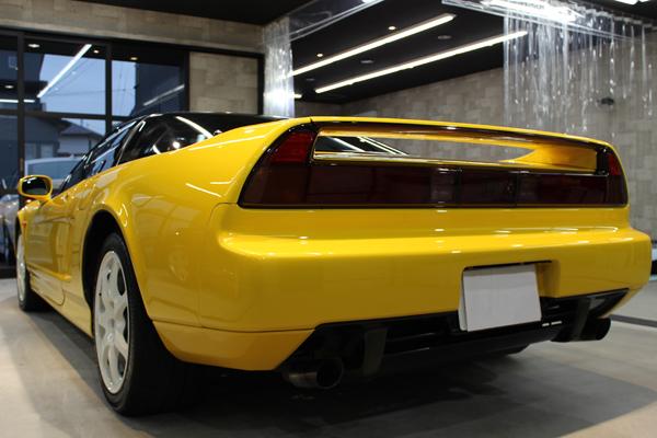 ホンダ NSX-R リアバンパー