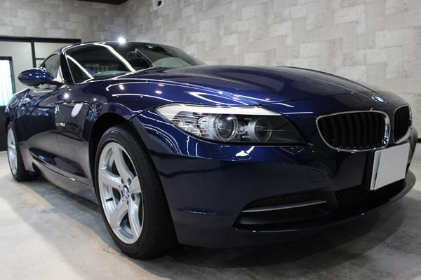 BMW Z4  フロントバンパー2