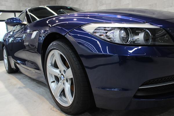 BMW Z4  右フェンダー