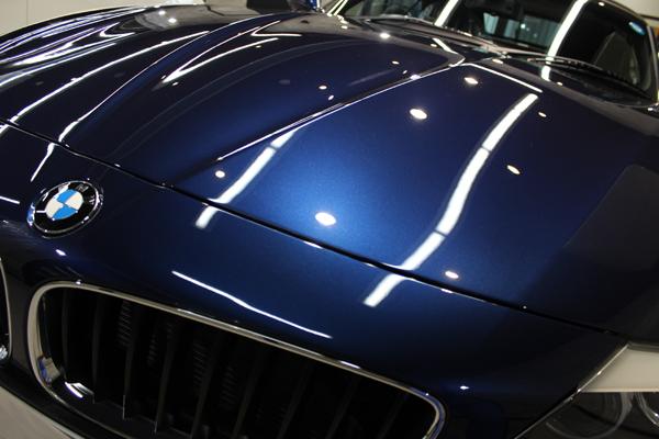 BMW Z4  ボンネット2