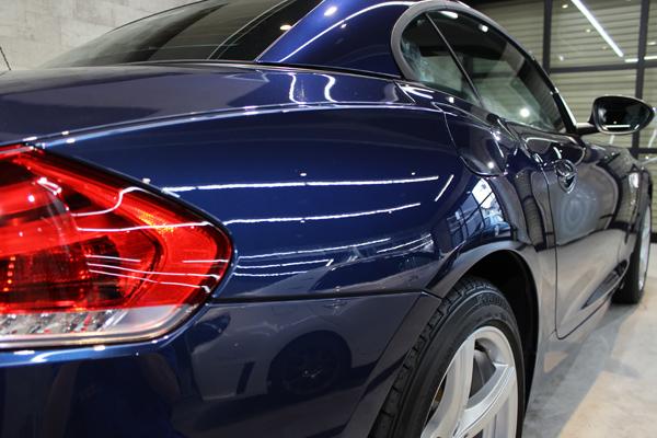BMW Z4  右クォーター