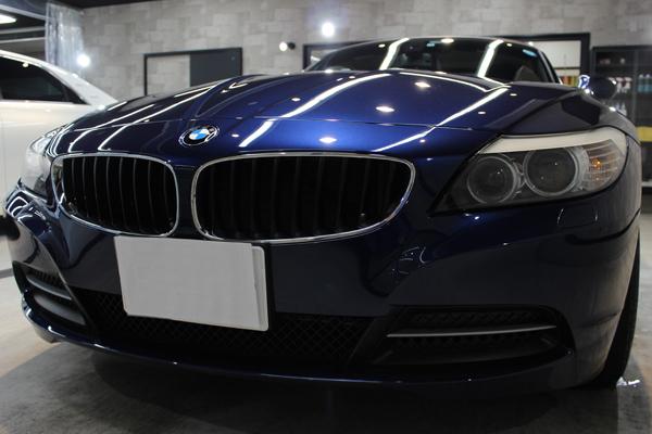 BMW Z4 キドニーグリル