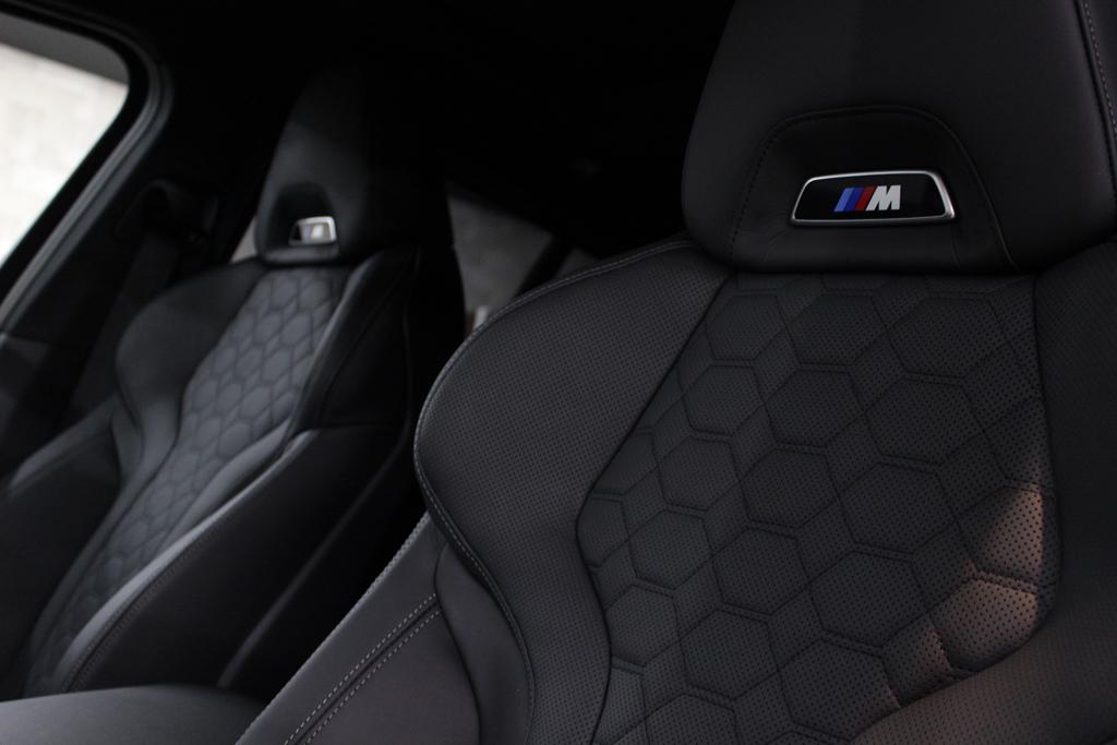 BMW X4 Mコンペティション シートコーティング アイキャッチ