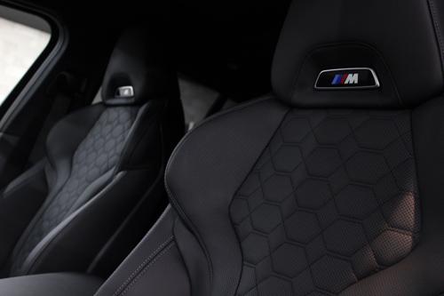 BMW X4 Mコンペティション シートコーティング サムネイル
