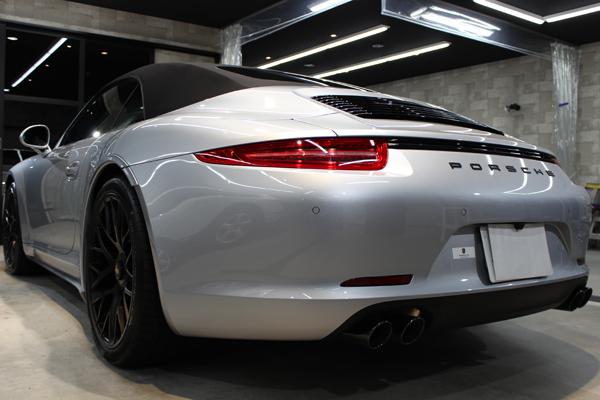 ポルシェ 911 GTS カブリオレ ホイール