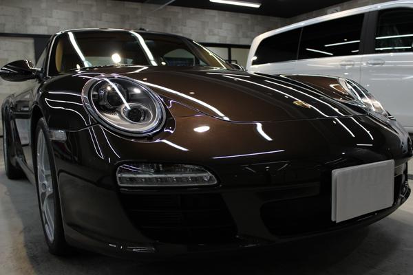 ポルシェ 911 フロントバンパー2