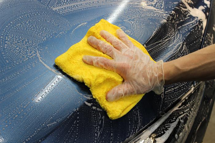 カーコーティングしたお車のメンテナンス・洗車方法