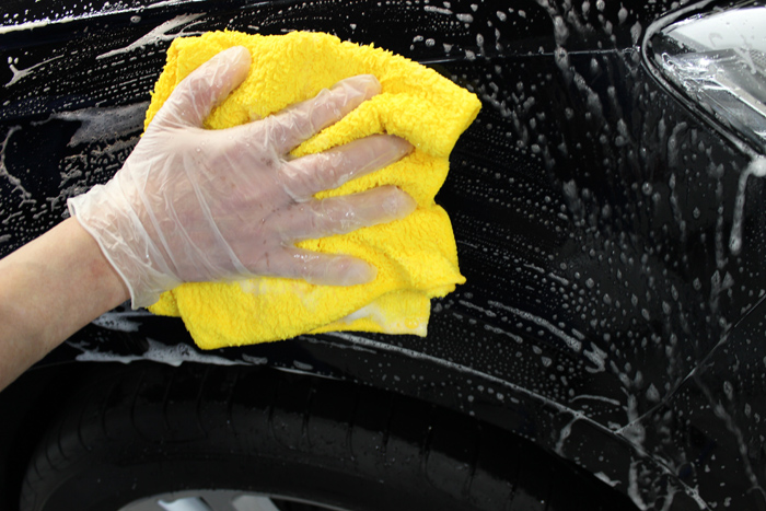 クロス マイクロ 洗車 ファイバー