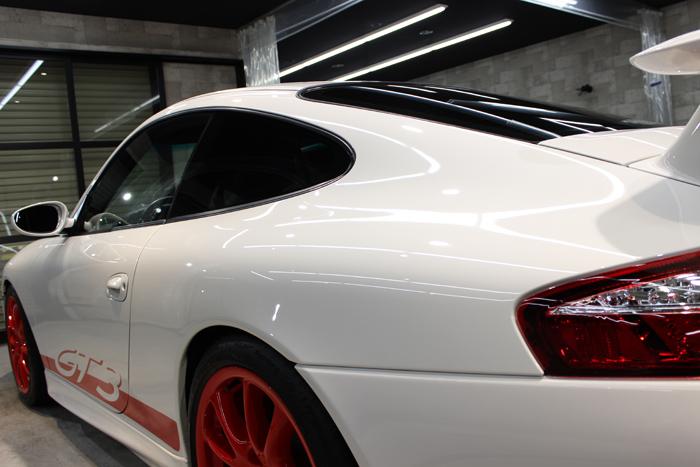 ポルシェ 911 GT3 996 キャララホワイト テールレンズ