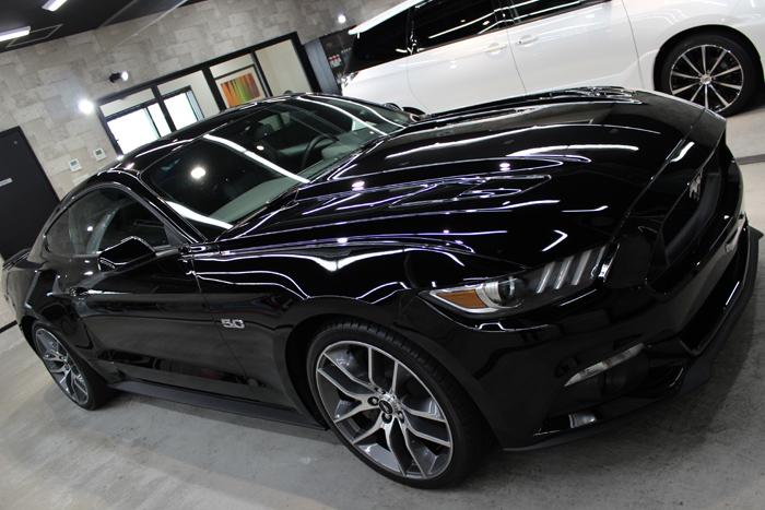 フォード マスタング ブラック 右ドア