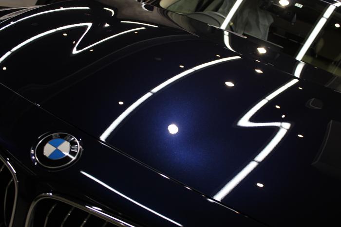 BMW 320d xDrive グランツーリスモ インペリアルブルーブリリアントエフェクト ドア