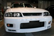郡山市 S様 スカイライン GT-R R33 正面