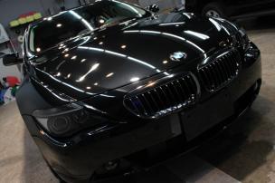 いわき市 I様 BMW650i 正面上1
