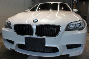 福島県いわき市N様BMW_M5正面