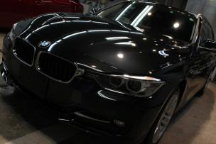 福島県郡山市S様BMW320d左上全体