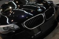福島県いわき市S様 BMWM5フロントグリル